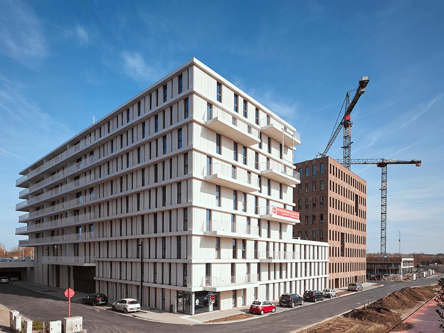 Projectfoto Brugge Kavel 2B