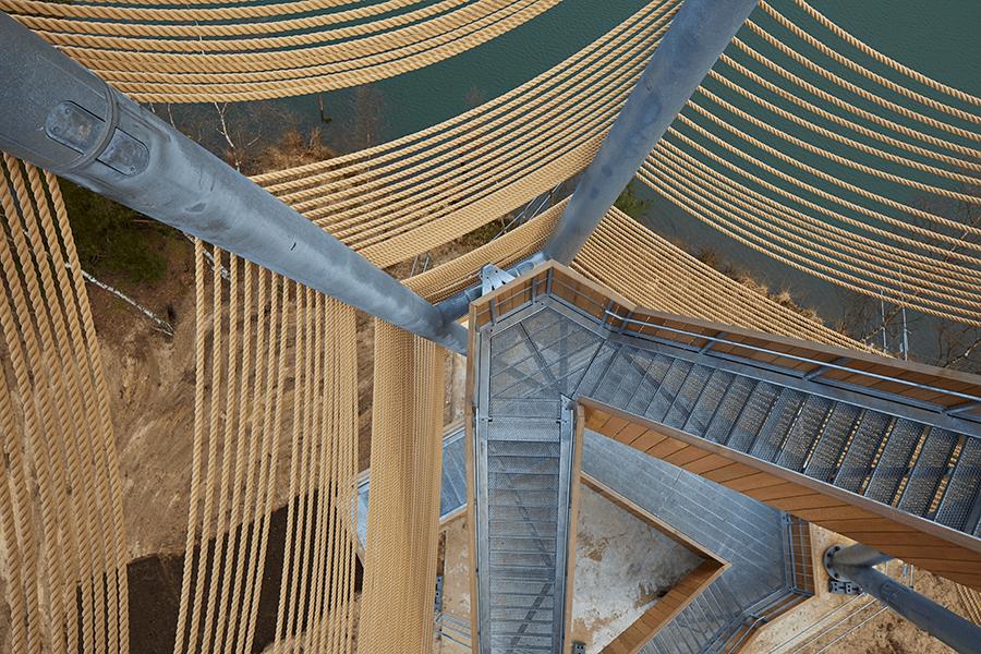 Uitkijktoren Lommelse Sahara